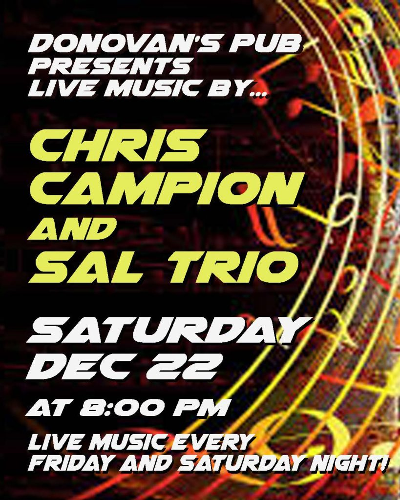 CHRIS CAMPION flyer 2
